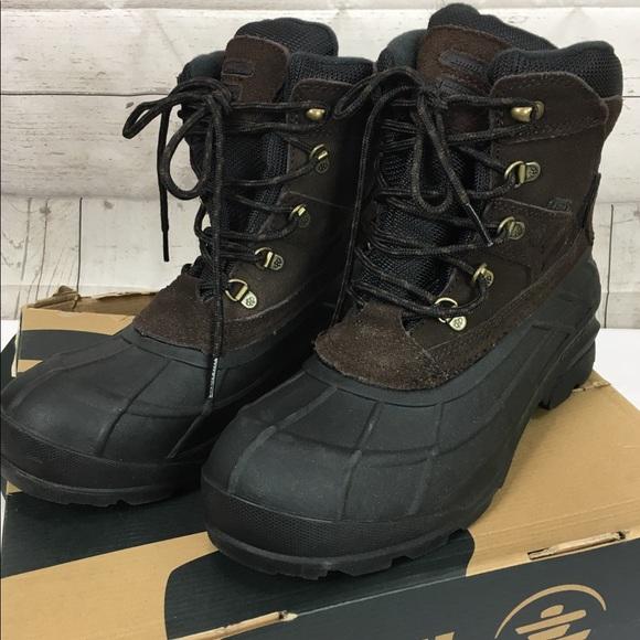d1afeafed3d New Men's Kamik Insulated Fargo Winter Boots SZ 9